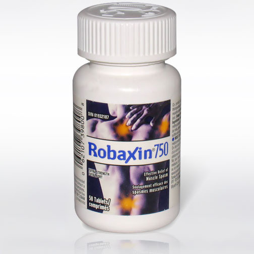 Robaxin 750 Recommended Dosage